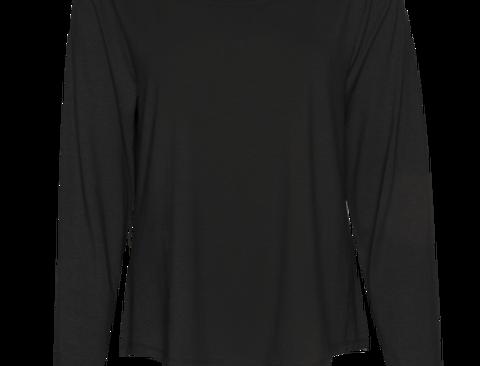 LaLamour Loose Shirt Black