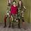 Thumbnail: LaLamour Tunic Dress Rococo Multi