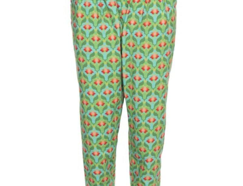 Lalamour Lotus pants Turquoise Green