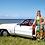 Thumbnail: LaLamour Tropical Long Dress Green
