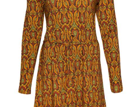 LaLamour Classic Tunic  Dress Tulip Orange