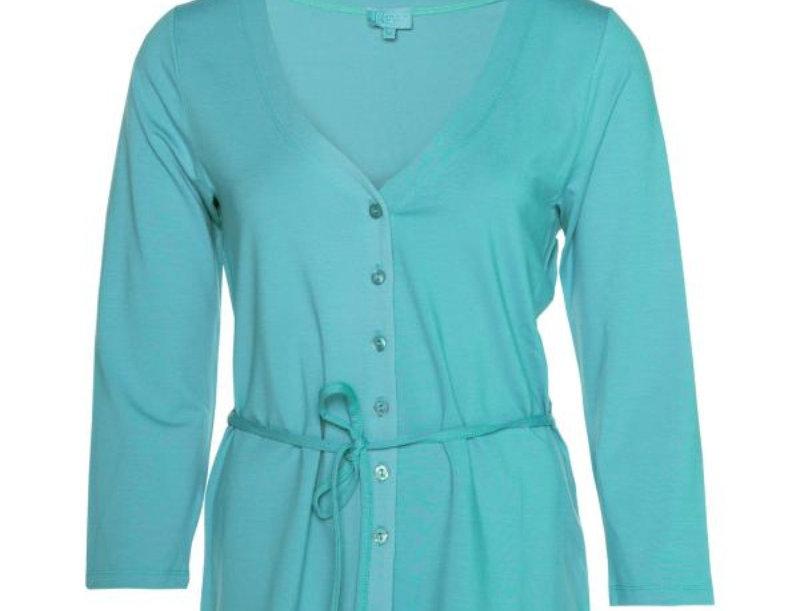 LaLamour Cardigan Turquoise