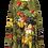 Thumbnail: LaLamour Circle Skirt Bouquet Multi