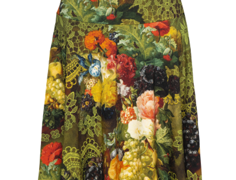 LaLamour Circle Skirt Bouquet Multi