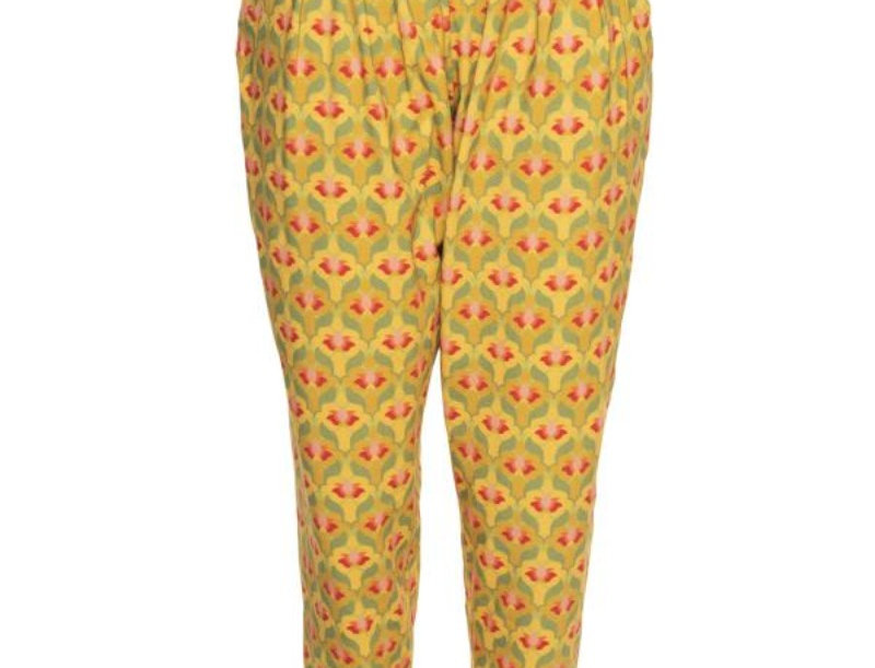 Lalamour Lotus Pants Yellow