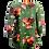 Thumbnail: LaLamour 'Bouquet' Top Green