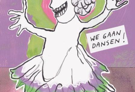 We gaan dansen