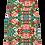 Thumbnail: Organic LaLamour A-Line Skirt Rose Green