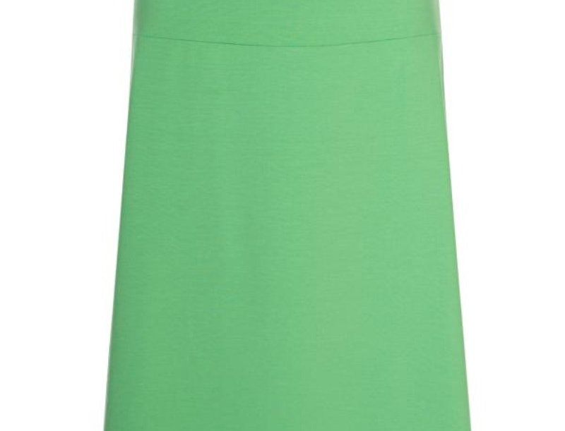 Lalamour  A-line Skirt Green