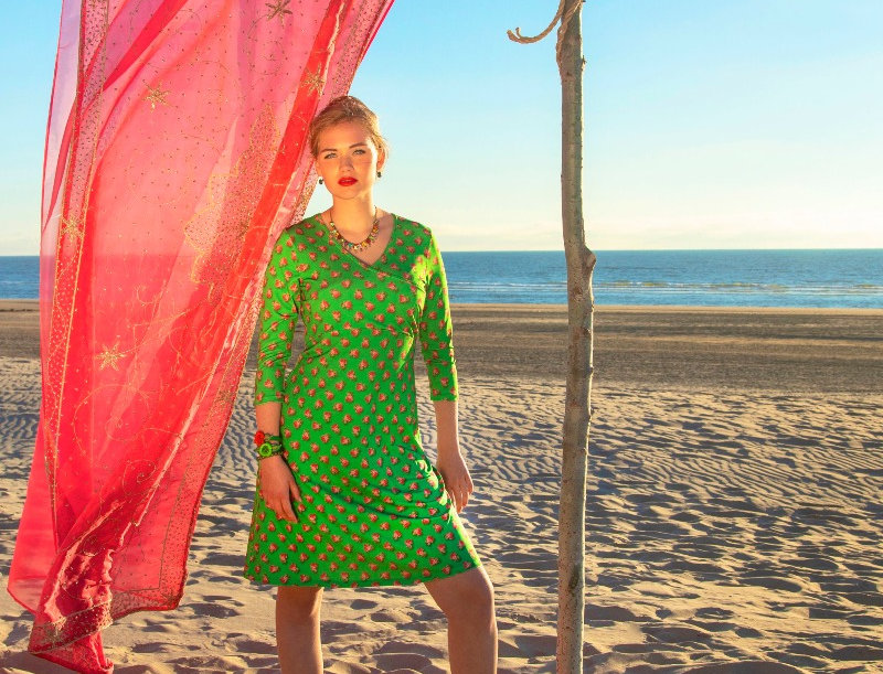 LaLamour Sweety Dress Green