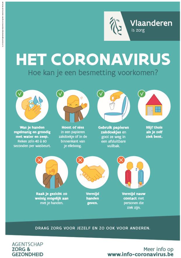 Update :Coronavirus - COVID-19