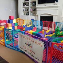 Discovery Zone 10 ft x 16 ft