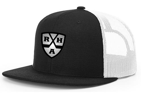 RHA Flat Brim Snap Back Hat