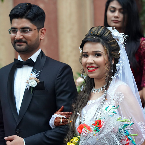 Arunima weds Sumit