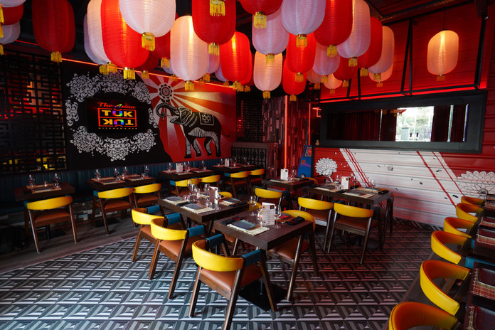 The Asian Kitchen and Bar