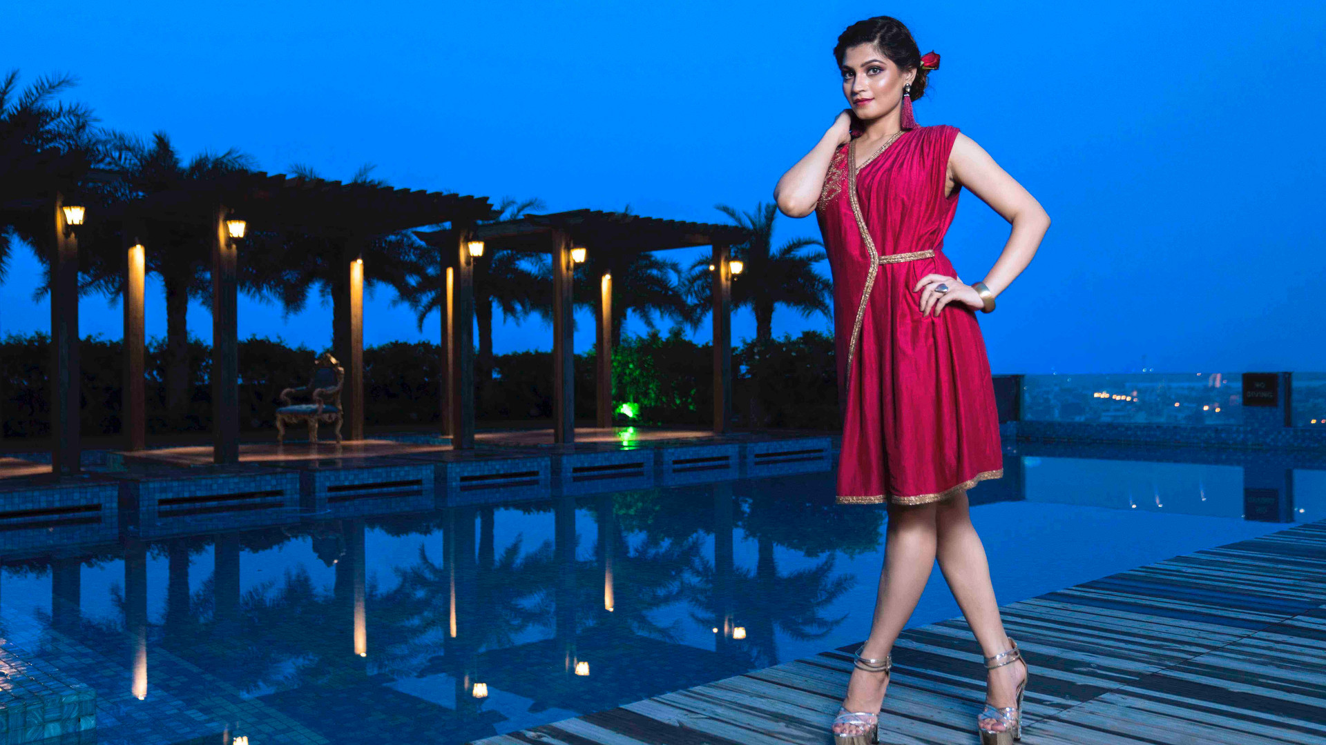 Dineet Kohli Red Dress 2.jpg