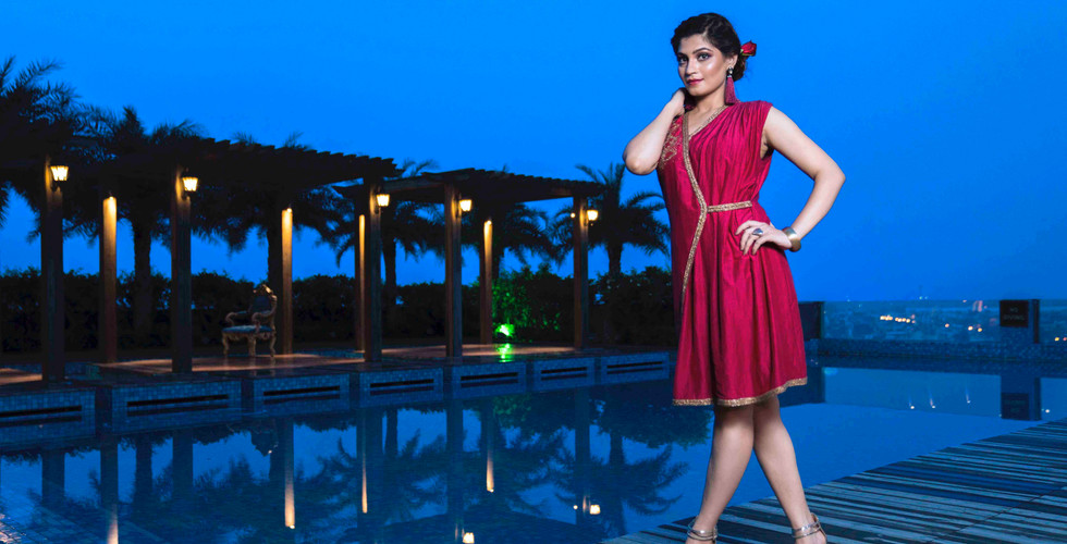 Dineet Kohli Red Dress 2.jpg