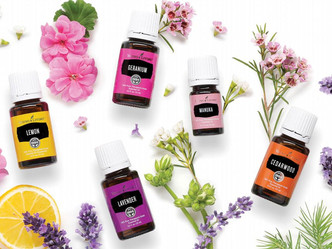 Aging Gracefully with Aromatherapy