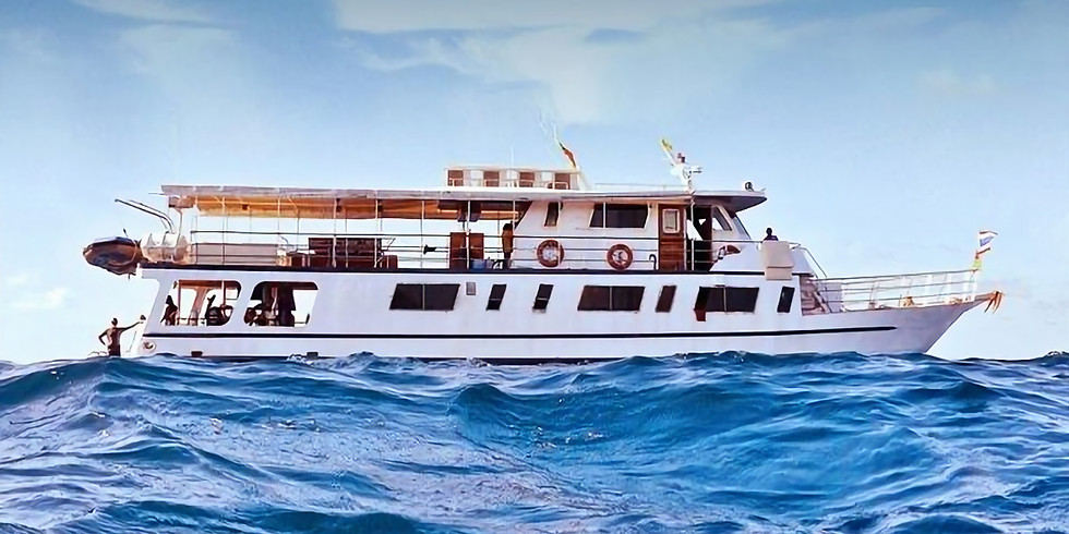 Anambas & Igara Wreck, MV Nautica