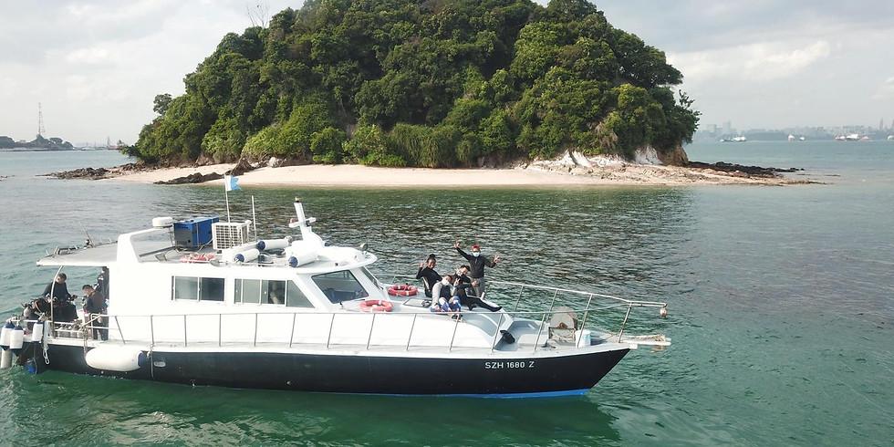 Hantu North - 24 May (2 Dives) AM