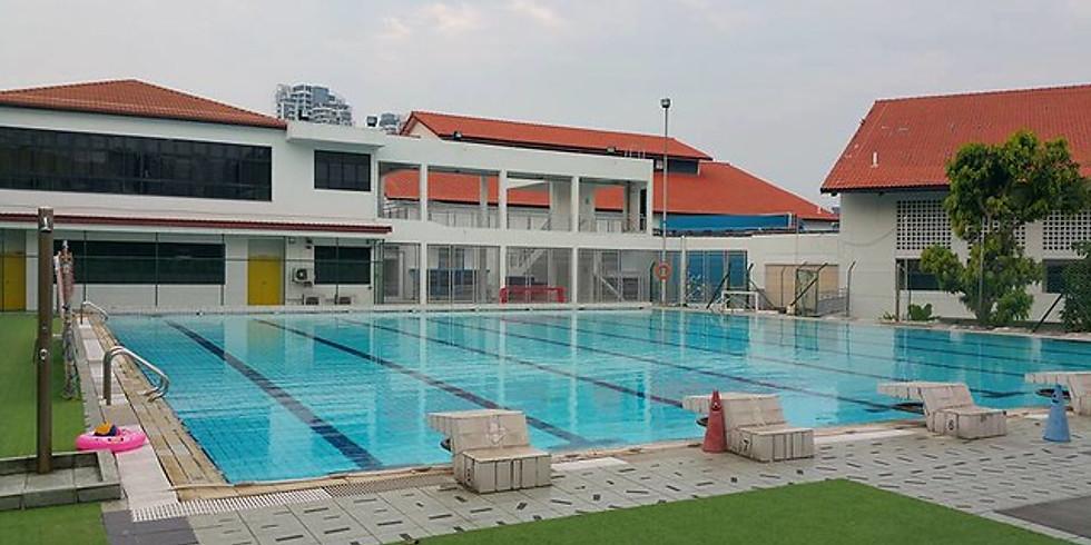 5 Dec 2019 - Pool Session