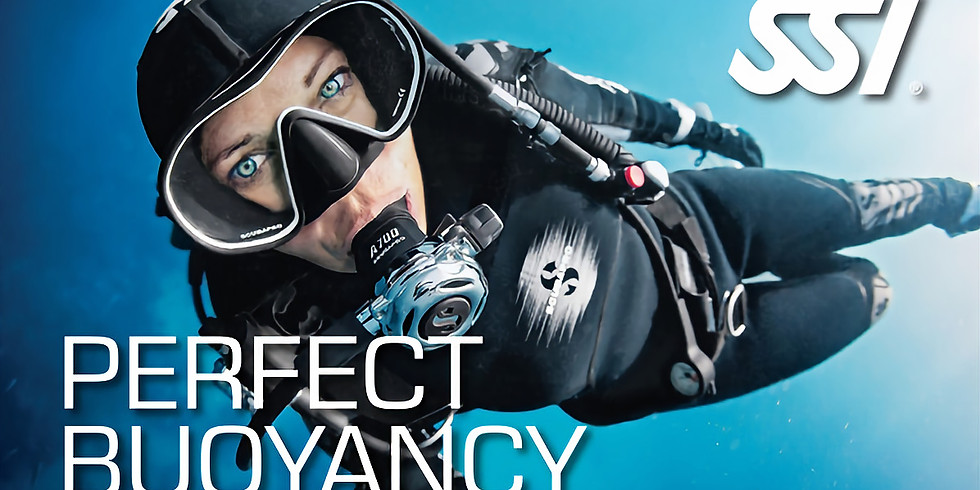 16 FEB SSI PERFECT BUOYANCY COURSE