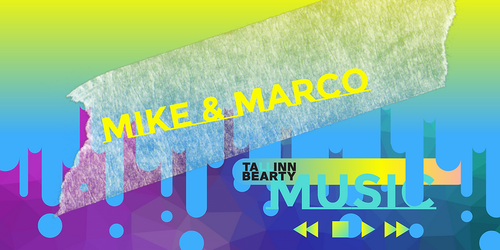 MIKE & MARCO unplugged