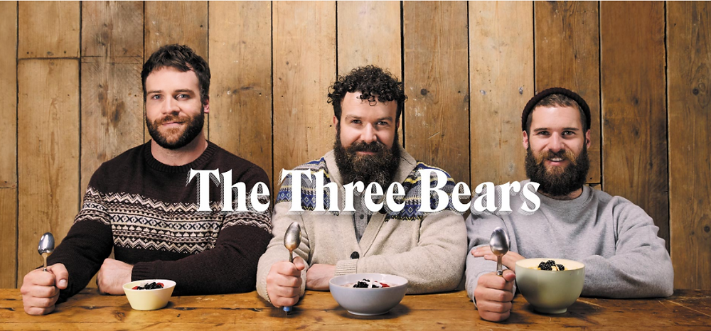 The Three Bears by Rowse Honey