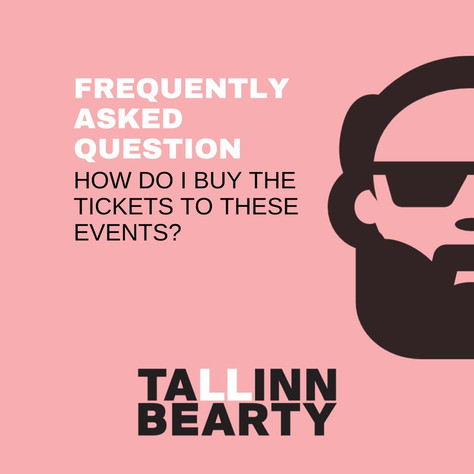 FAQ - How to buy the tickets