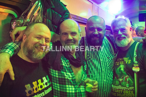 Photo round-up of Tallinn Bearty 2017