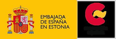 Spanish embassy estonia logo