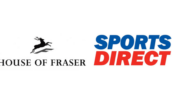 House of Fraser and Sports Direct- match made in heaven?