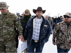 🎥 Ammon Bundy Arrested For Refusing to Wear a Mask In Court & Not Being Allowed Into His Own Trial