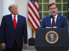 🎥 Lindell: 'Trump will be your president long before 2024; I have all the evidence' 🎥