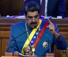 Venezuelan Dictator Maduro Celebrates: 'We Beat' Trump