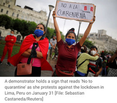 World in Chaos: Freedom, Finances fueling protests across the globe