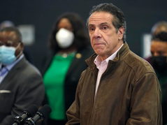 Third Woman Emerges, Accuses Andrew Cuomo of Making Unwanted Advances at Wedding