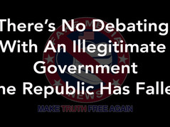 🎥 SGT Report: We Have An Illegitimate Government