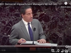POWERFUL VIDEO: Dem Impeachment Managers Implicate Themselves In Violent Insurrectionism.