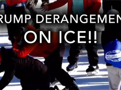 WATCH 🎥🎥 Cancel Culture ON ICE! Skater Attacked for Waving Wrong Flag