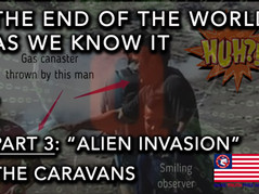 🎥 The End Of The World As We Know It Part 3: The Migrant Caravans - Janet Ossebaard Documentary