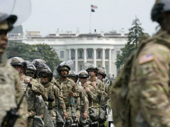 DC 🚨 Military Now On High Alert