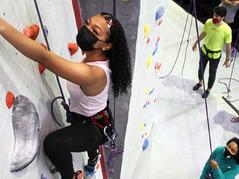 No White Students Allowed: Ivy League University Segregates Rock Climbing Class