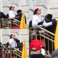 MORE 🏛 EVIDENCE: Riots at the Capitol Were Pre-Planned by Members of Antifa, Neo-Nazis and Others