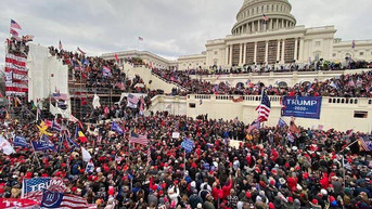 """Are we certain it was the protesters that """"attacked"""" the capital building on Wednesday?"""