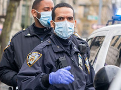 Federal Mask Cops To Start Targeting Travelers Today
