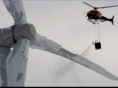 GREEN-OUT 🎥 Half of Texas Wind Turbines Freeze, Leave Millions Without Heat in Record Freeze