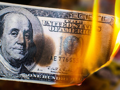 The Dollar is in Free Fall. Where's the safe harbor for your cash?