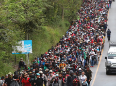 🎥 Report: 80% of Female Migrants Raped Crossing Border