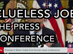 🎥 Clueless Joe: The First Press Conference - Enjoy The Show!